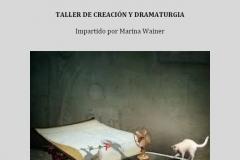 2018 - Curso de Creacion y Dramaturgia